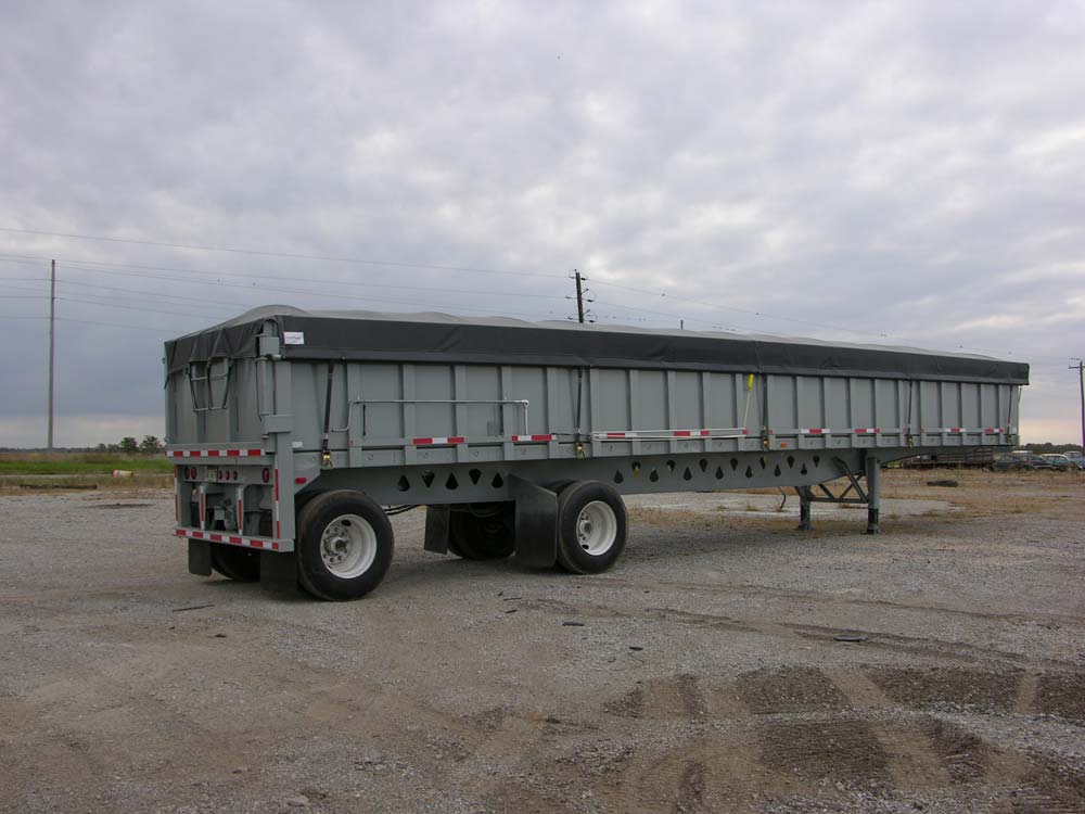 Open Top Scrap Trailers http://cifindustriesinc.com/contact.html